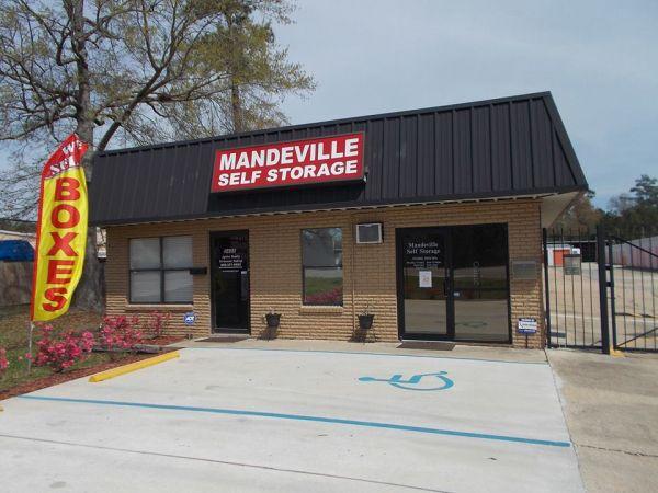 Mandeville Self Storage Mandeville La Mandeville Self