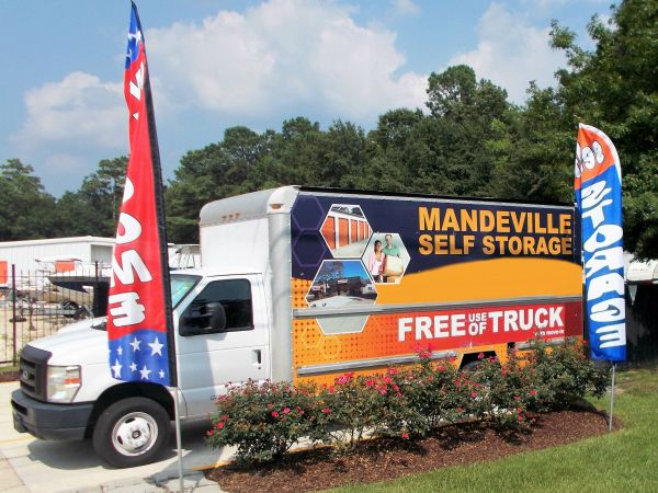 Mandeville Self Storage 2425 Florida Street Mandeville, LA - Photo 9