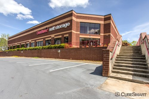 CubeSmart Self Storage - Alpharetta - 5110 Mcginnis Ferry Road 5110 Mcginnis Ferry Road Alpharetta, GA - Photo 0