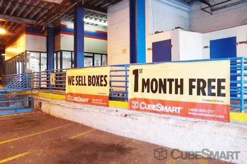 CubeSmart Self Storage - Baltimore - 211 East Pleasant Street 211 East Pleasant Street Baltimore, MD - Photo 5