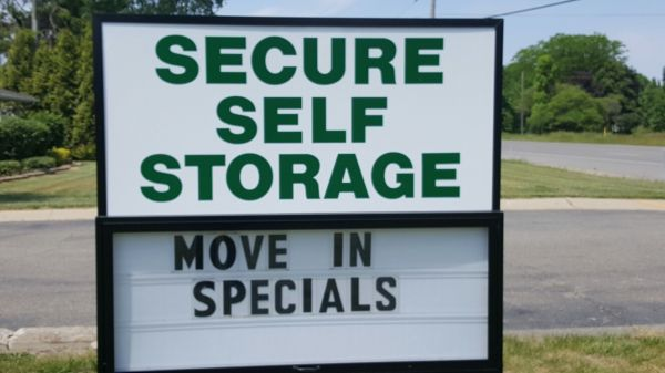Secure Self Storage II 6231 North Monroe Street Monroe, MI - Photo 0