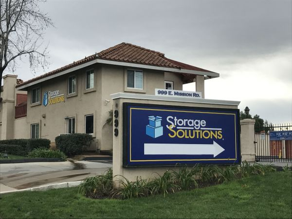 Storage Solutions - San Marcos 999 East Mission Road San Marcos, CA - Photo 0