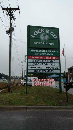 Lock & Go Self-Storage, a JWI Property 3203 Hwy 9 East Little River, SC - Photo 3