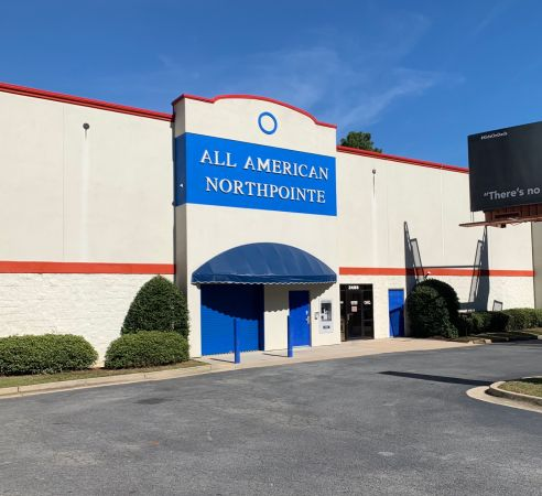 All-American Self Storage - Northpointe 3485 Northside Drive Macon, GA - Photo 0