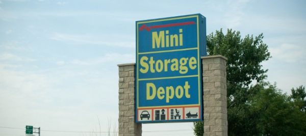 Mini Storage Depot - Brick 6482 Brick Road South Bend, IN - Photo 1