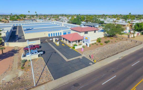 Suncrest Mini Storage 7410 West Peoria Avenue Peoria, AZ - Photo 1