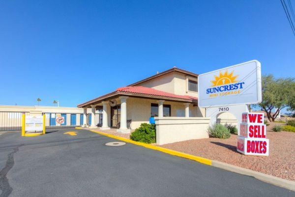 Suncrest Mini Storage 7410 West Peoria Avenue Peoria, AZ - Photo 0