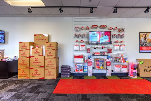 CubeSmart Self Storage - Greenville - 2422 Laurens Rd 2422 Laurens Rd Greenville, SC - Photo 2