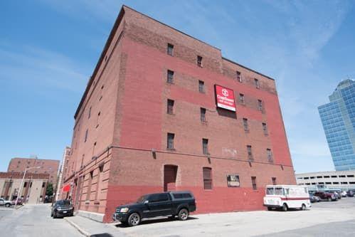 CubeSmart Self Storage - Worcester - 3 Chestnut Street 3 Chestnut Street Worcester, MA - Photo 0