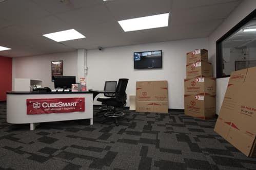 CubeSmart Self Storage - Worcester - 3 Chestnut Street 3 Chestnut Street Worcester, MA - Photo 1