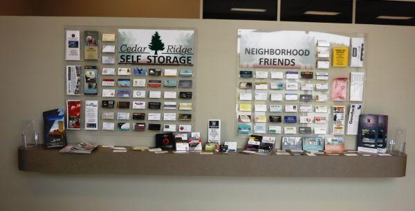 Cedar Ridge Storage - East 93rd St. Tulsa 9718 East 93Rd Street Tulsa, OK - Photo 10
