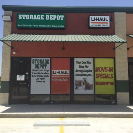 Storage Depot - San Juan 2604 North Raul Longoria Road San Juan, TX - Photo 0