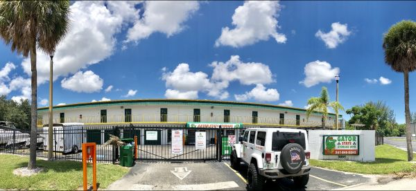 Gator State Storage - Riviera Beach 3895 Westroads Drive Riviera Beach, FL - Photo 1
