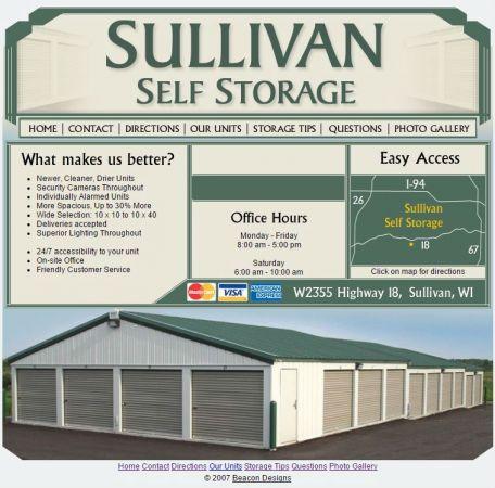 Sullivan Self Storage W 2355 Highway 18 Sullivan, WI - Photo 0