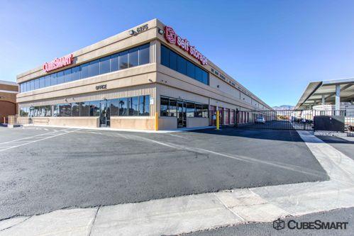 CubeSmart Self Storage - Las Vegas - 6275 N Tenaya Way 6275 N Tenaya Way Las Vegas, NV - Photo 0