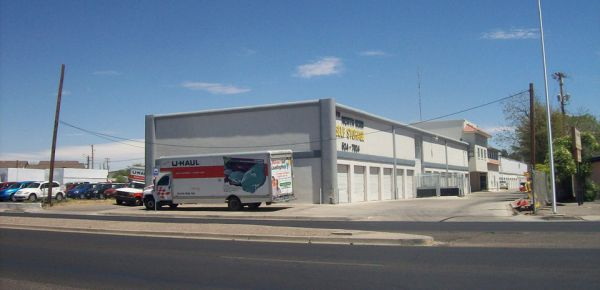 North Main Self Storage - Las Cruces - 1712 North Main Street 1712 North Main Street Las Cruces, NM - Photo 1