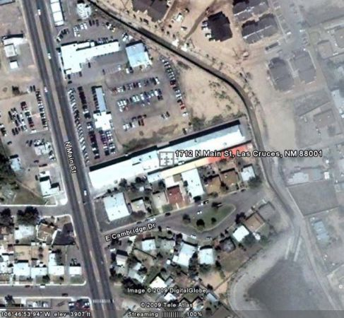 North Main Self Storage - Las Cruces - 1712 North Main Street 1712 North Main Street Las Cruces, NM - Photo 2