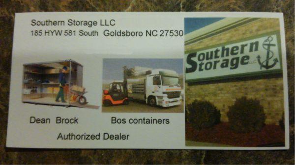 Southern Storage - Goldsboro - 185 North Carolina 581 South 185 North Carolina 581 South Goldsboro, NC - Photo 2