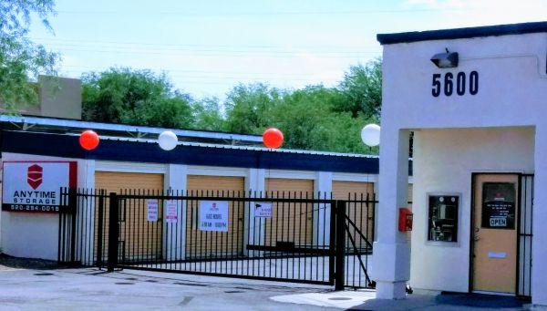 Anytime Storage S. 12th Avenue 5600 South 12th Avenue Tucson, AZ - Photo 0