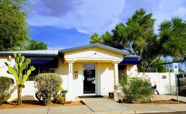 Anytime Storage - S. Kolb Road Exit 7340 East Benson Highway Tucson, AZ - Photo 1