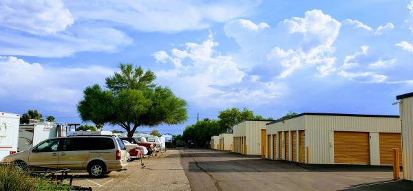 Anytime Storage - S. Kolb Road Exit 7340 East Benson Highway Tucson, AZ - Photo 3