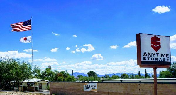 Anytime Storage - S. Kolb Road Exit 7340 East Benson Highway Tucson, AZ - Photo 0
