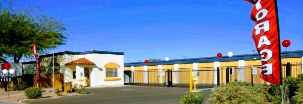 Anytime Storage - Irvington Road 1155 East Irvington Road Tucson, AZ - Photo 0