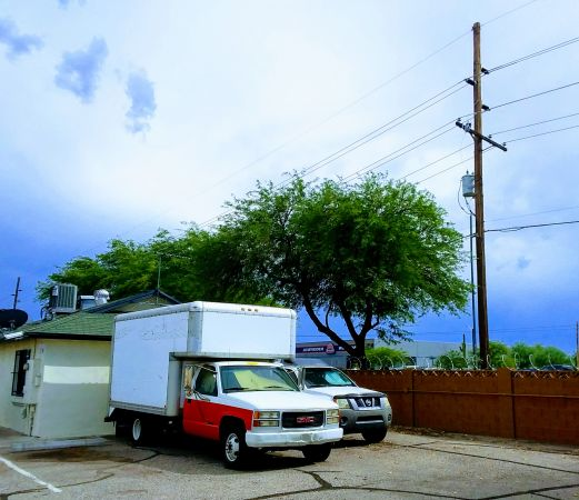 Anytime Storage - East Benson Hwy 1751 East Benson Highway Tucson, AZ - Photo 3