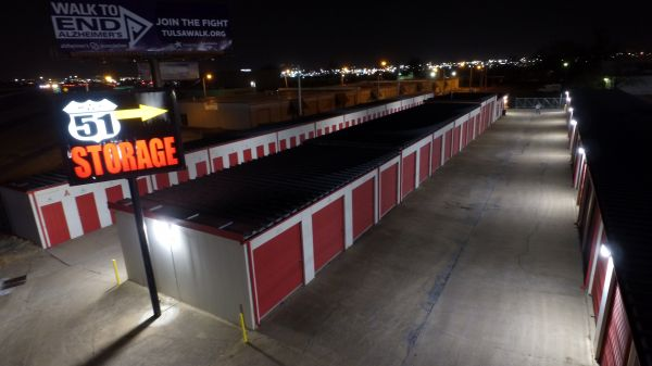 HWY 51 Storage 7711 East 38th Street Tulsa, OK - Photo 3