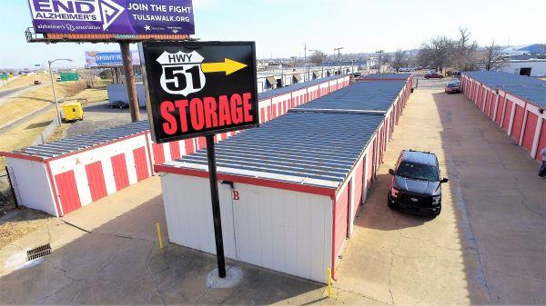 HWY 51 Storage 7711 East 38th Street Tulsa, OK - Photo 4