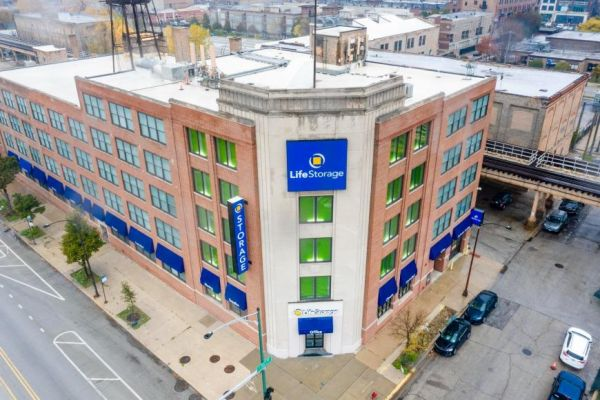 Life Storage - Chicago - South State Street 2361 South State Street Chicago, IL - Photo 0