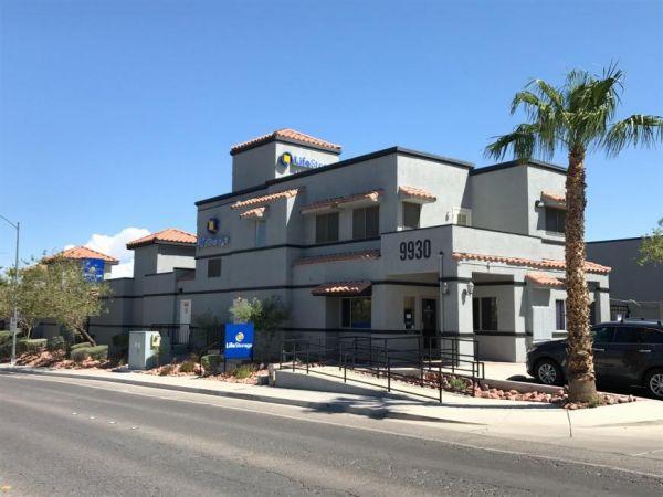 Life Storage - Las Vegas - Spencer Street 9930 Spencer Street Las Vegas, NV - Photo 4