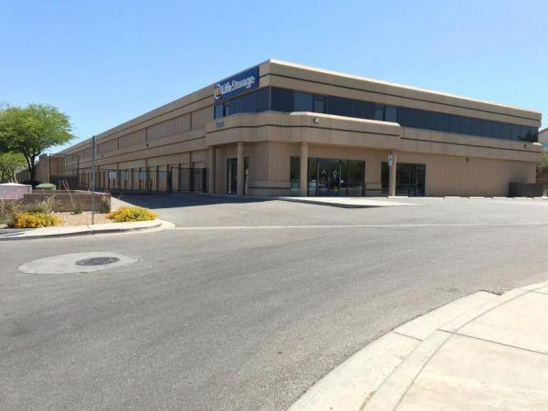 Life Storage - Las Vegas - South Fort Apache Road 5555 South Fort Apache Road Las Vegas, NV - Photo 3