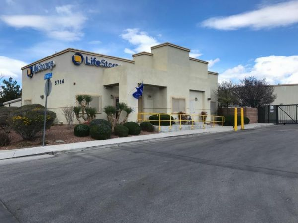 Life Storage - North Las Vegas - Ferrell Street 5714 Ferrell Street North Las Vegas, NV - Photo 5