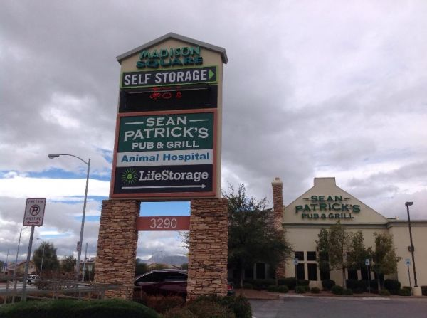Life Storage - North Las Vegas - Ferrell Street 5714 Ferrell Street North Las Vegas, NV - Photo 1