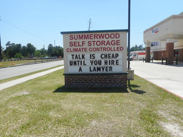 Summerwood Self Storage 14411 West Lake Houston Parkway Houston, TX - Photo 5