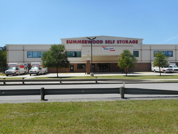 Summerwood Self Storage 14411 West Lake Houston Parkway Houston, TX - Photo 0
