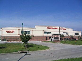 Champion Forest Self Storage 14850 Cutten Road Houston, TX - Photo 0