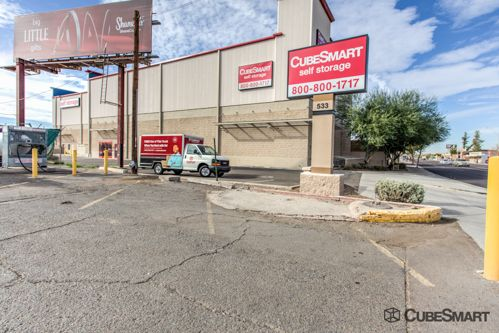 CubeSmart Self Storage - Phoenix - 533 East Dunlap Avenue 533 E Dunlap Ave Phoenix, AZ - Photo 0