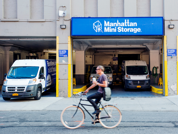 Manhattan Mini Storage - High Line - 510 West 21st Street 510 West 21st Street New York, NY - Photo 0