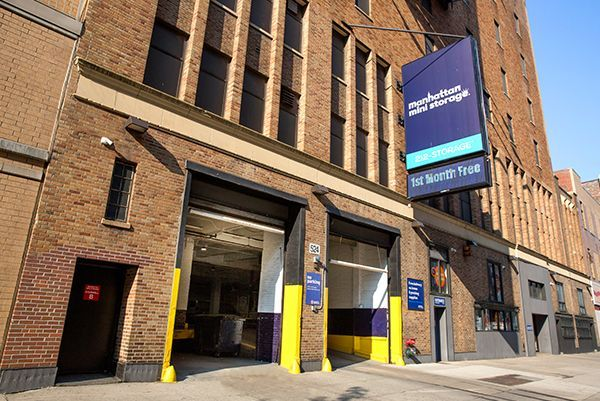 Manhattan Mini Storage - Chelsea - West 23rd Street 524 West 23rd Street New York, NY - Photo 0