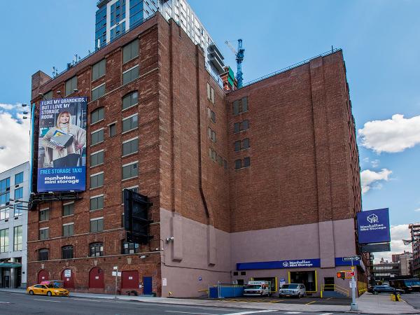 Manhattan Mini Storage - Hudson Yards - West 29th Street 541 West 29th Street New York, NY - Photo 0