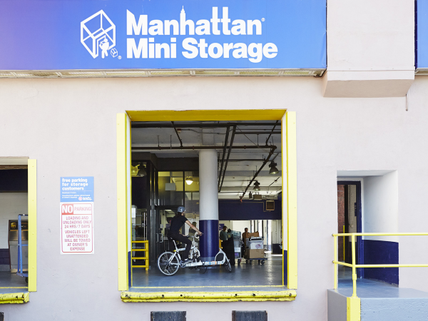 Manhattan Mini Storage - Hudson Yards - West 29th Street 541 West 29th Street New York, NY - Photo 3