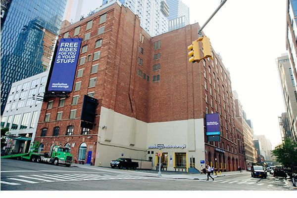 Manhattan Mini Storage - Hudson Yards - West 29th Street 541 West 29th Street New York, NY - Photo 0