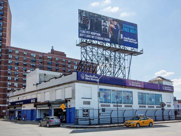 Manhattan Mini Storage - Upper Manhattan - Riverside 570-571 Riverside Drive New York, NY - Photo 1