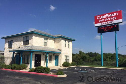 CubeSmart Self Storage - San Antonio - 7950 Bandera Rd 7950 Bandera Rd San Antonio, TX - Photo 0