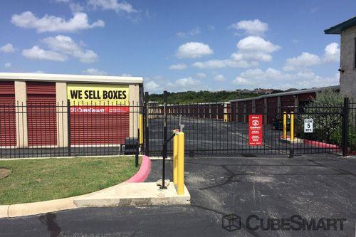 CubeSmart Self Storage - San Antonio - 7950 Bandera Rd 7950 Bandera Rd San Antonio, TX - Photo 1