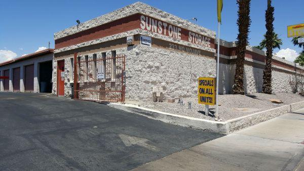 Sunstone Storage 233 North Mojave Road Las Vegas
