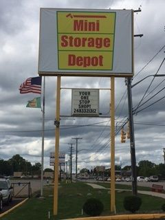 Mini Storage Depot - Waterford 2019 Dixie Highway Waterford Township, MI - Photo 1