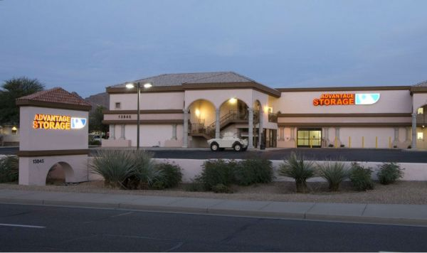 Advantage Storage - Moon Valley 13845 North 7th Street Phoenix, AZ - Photo 1